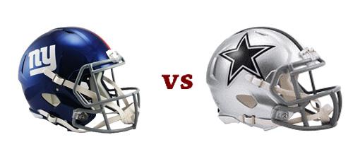 Giants vs Cowboys: FULL TAILGATE