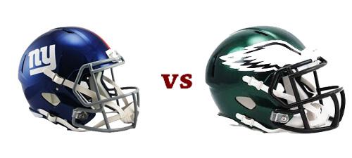 Giants vs Eagles: FULL TAILGATE