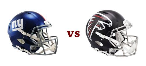 Giants vs Falcons: FULL TAILGATE