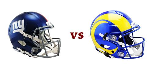 Giants vs Rams: FULL TAILGATE