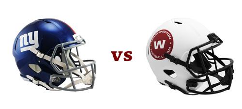 Giants vs Washingtons: FULL TAILGATE