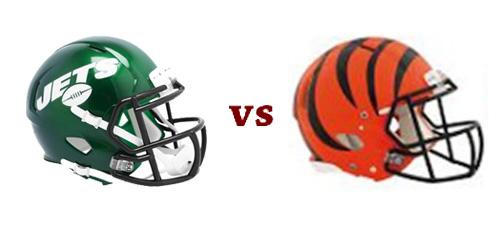 Jets vs Bengals: FULL TAILGATE