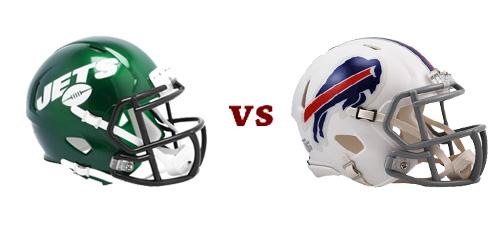 Jets vs Bills: FULL TAILGATE
