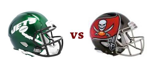 Jets vs Buccaneers: FULL TAILGATE