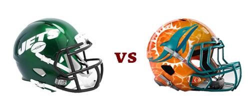 Jets vs Dolphins: FULL TAILGATE
