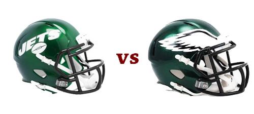 Jets vs Eagles: FULL TAILGATE