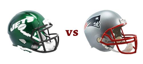 Jets vs Patriots: TRANSPORTATION ONLY (NO TAILGATING)