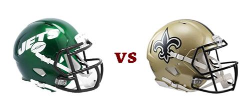 Jets vs Saints: FULL TAILGATE