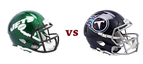 Jets vs Titans: FULL TAILGATE